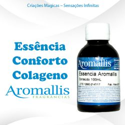 Essência Conforto Colageno 100 ml – Oleosa Inspiração Olfativa : Confort Colageno