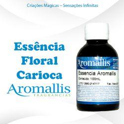 Essência Floral Carioca 100 ml – Oleosa Inspiração Olfativa : Floral Carioca