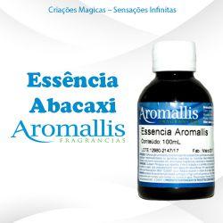Essencia Abacaxi 100 ml – Oleosa Inspiração Olfativa : Abacaxi