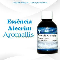 Essência Alecrim 100 ml – Oleosa - Inspiração Olfativa : Alecrim