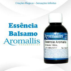 Essência Balsamo 100 ml – Oleosa Inspiração Olfativa : Balsamo