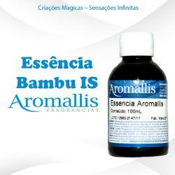Essência Bambu IS 100 ml – Oleosa Inspiração Olfativa : Bambu M Martan