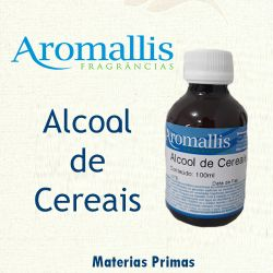 Álcool de Cereais – 100 Ml