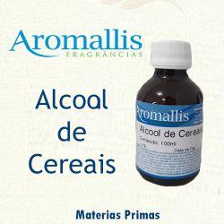 Álcool de Cereais – 100 Ml