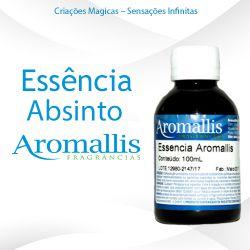 Essência Absinto 100 ml – Hidrossolúvel – Inspiração Olfativa : Absinto
