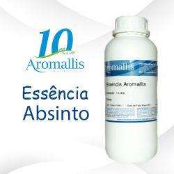 Essência Absinto 1 Litro – Hidrossolúvel – Inspiração Olfativa : Absinto