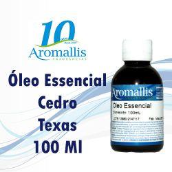 Cedro Texas 100 Ml – Óleo Essencial