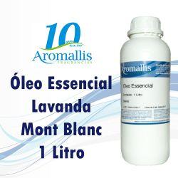 Lavanda Mont Blanc 1 Litro – Óleo Essencial