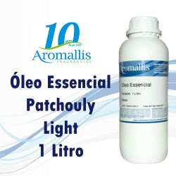Patchouly Light 1 Litro – Óleo Essencial