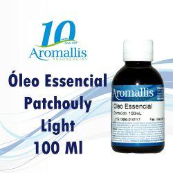 Patchouly Light 100 Ml – Óleo Essencial