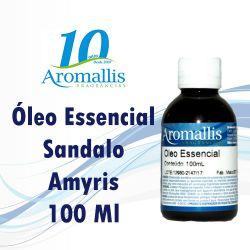 Sandalo Amyris 100 Ml – Óleo Essencial