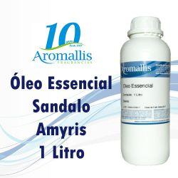 Sandalo Amyris 1 Litro – Óleo Essencial