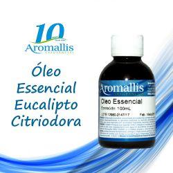 Eucalipto Citriodora Natural 100 ml – Óleo Essencial