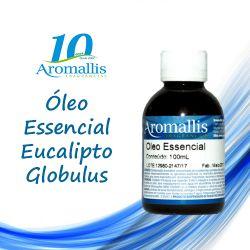 Eucalipto Globulus 100 ml – Óleo Essencial