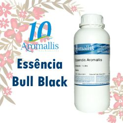 Essência Bulgar Black 1 Litro – Inspiração Olfativa : BULGARY BLACK