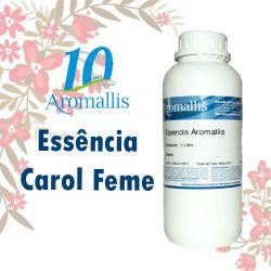 Essência Carol Feme 1 Litro– Inspiração Olfativa : CH 212 WOMAN