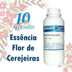 Essência Flor de Cerejeiras 1 Litro – Inspiração Olfativa : FLOR DE CEREJEIRAS