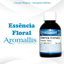Essencia Floral 100 ml – Hidrossoluvel