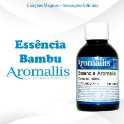 Essência Bambu IS Hidrossolúvel 100 ml – Inspiração Olfativa : Bambu MMartan