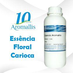Essência Floral Carioca 1 Litro – Hidrossolúvel – Inspiração Olfativa : Floral Carioca