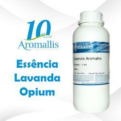 Essência Lavanda Opium 1 Litro – Hidrossolúvel – Inspiração Olfativa : Lavanda Optimun
