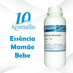 Essência Mamae Bebe 1 Litro – Hidrossolúvel – Inspiração Olfativa : Mamãe Bebe
