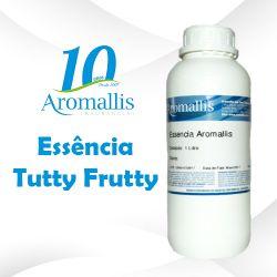 Essência Tutty Frutty 1 Litro – Hidrossolúvel – Inspiração Olfativa : Tutty Frutty
