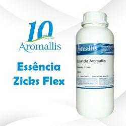 Essência Zicks Flex 1 Litro – Hidrossolúvel – Inspiração Olfativa : Zicks Flex