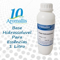 Base Hidrossoluvel para essencias – 1l