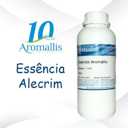Essência Alecrim 1 Litro – Oleosa - Inspiração Olfativa : Alecrim