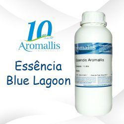 Essência Blue Lagoon 1 Litro – Oleosa Inspiração Olfativa Blue Lagoon :