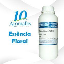 Essência Floral 1 Litro – Oleosa Inspiração Olfativa : Floral