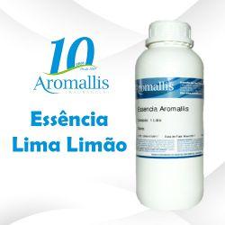 Essência Lima Limão 1 Litro – Oleosa Inspiração Olfativa : Lima Limão
