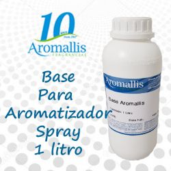 Base para Aromatizador Spray 1 Litro