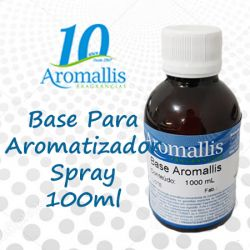 Base para Aromatizador Spray 100 ml