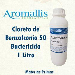 Cloreto de Benzalconio 50 – Bactericida – 1 Litro