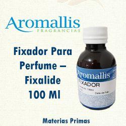 Fixador Para Perfume - Fixalide - 100ml