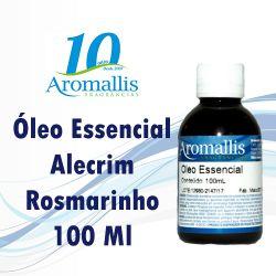 Alecrim Rosmarinho 100 Ml – Óleo Essencial