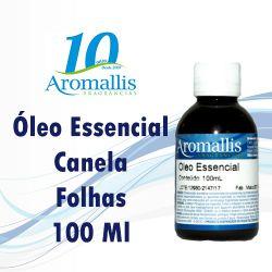 Canela Folhas 100 Ml – Óleo Essencial