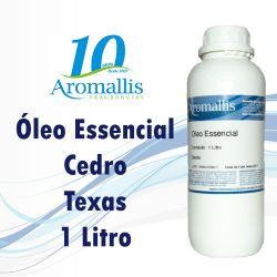 Cedro Texas 1 Litro – Óleo Essencial
