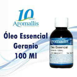 Geranio 100 Ml – Óleo Essencial