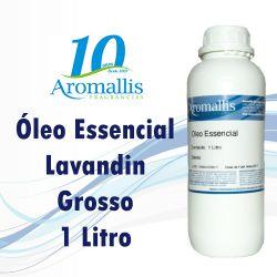 Lavandin Grosso 1 Litro – Óleo Essencia