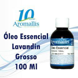 Lavandin Grosso 100 Ml – Óleo Essencial