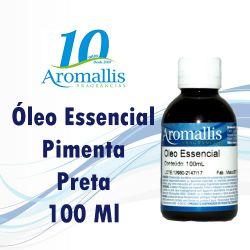 Pimenta Preta 100 Ml – Óleo Essencial
