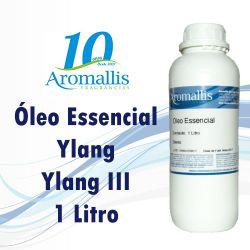 Ylang Ylang III 1 Litro – Óleo Essencial