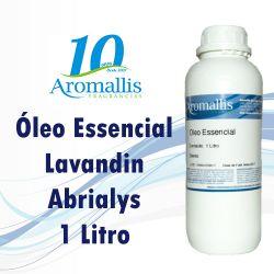 Lavandin Abrialys 1 Litro – Óleo Essencial