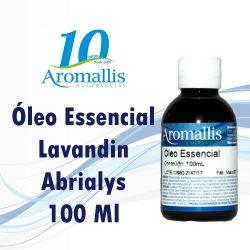 Lavandin Abrialys 100 Ml – Óleo Essencial