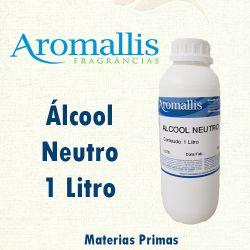 Álcool Neutro – 1 Litro
