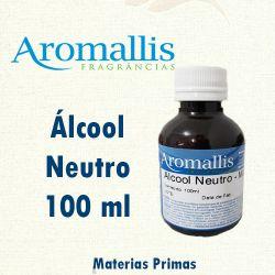 Álcool Neutro – 100 Ml