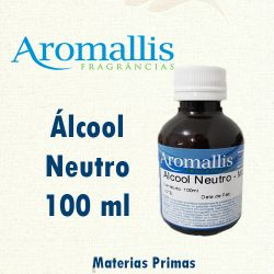 Álcool Neutro – 100 Ml